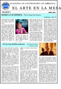 Boletín nº 2