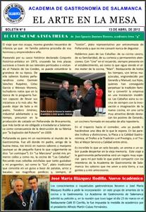 Boletín nº 9