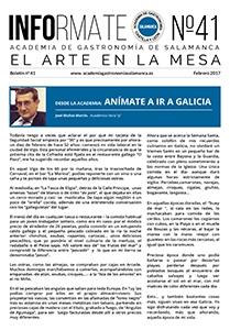 Boletín nº 41